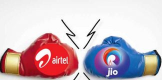 airtel and jio
