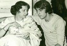 nargis and sanjay dutt