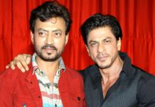 shah rukh khan and irrfan khan