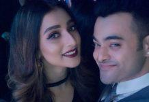 sayantika banerjee and joy mukherjee