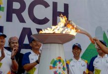 Asian Games Torch