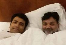 abir chatterjee and srijit mukherji