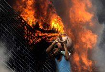 Bagri Market Fire