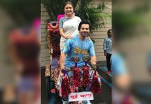 anushka sharma and varun dhawan