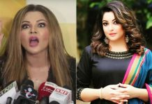 tanushree dutta and rakhi sawant