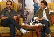shah rukh khan and anand l rai