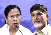 Mamata-Banerjee and ChandraBabu Naidu