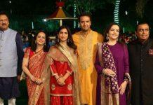 ambani and piramal family