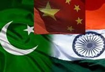 China India Pakistan