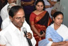 Mamata Banerjee KCR