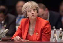 British PM Theresa May