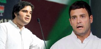 Rahul Gandhi and Varun Gandhi