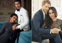 priyanka chopra jonas, nick jonas, meghan markle and prince harry
