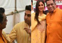 katrina kaif, abhishek bachchan and anurag basu