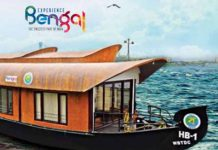 house boat west bengal tourism