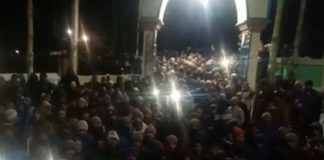 kargil leh protests