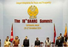 india pakistan saarc