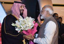 saudi prince in delhi