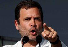rahul gandhi surgical strike