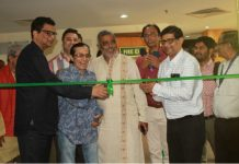 Inauguration of exhibition