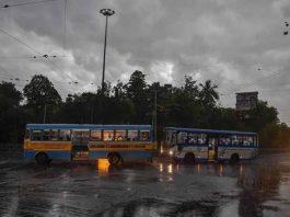 kolkata thunderstorm