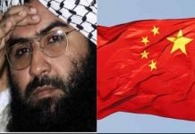 masood azhar and china