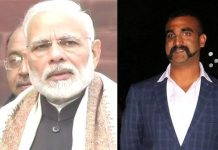 modi and abhinandan