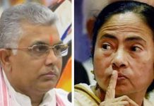 Dilip Ghosh and Mamata