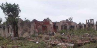 abandoned salt factory