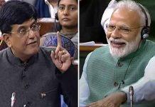 Modi and Goyal
