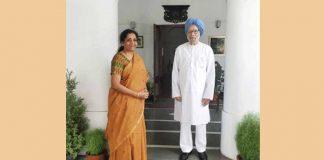 Nirmala and Manmohan