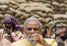 farmers and narendra Modi