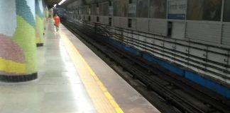 netaji bhawan metro station