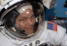 Astronaut Anne McClain