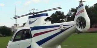 nano helicopter