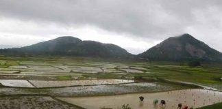 rain in purulia