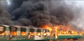 fire in tezgam exp