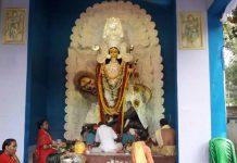 alaambazar Jagadhatri Puja