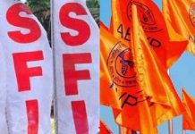 ABVP and SFI