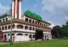 কিশোরগঞ্জের এক মসজিদ