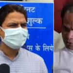 Raju Bista and John Barla